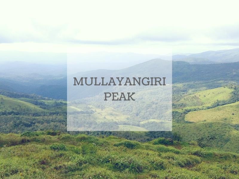 Mullayangiri Peak