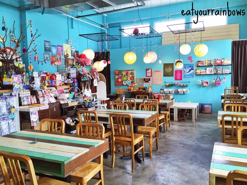 Love Craft Cafe in Singapore