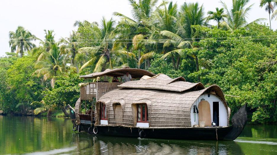 Kochi lake cruise