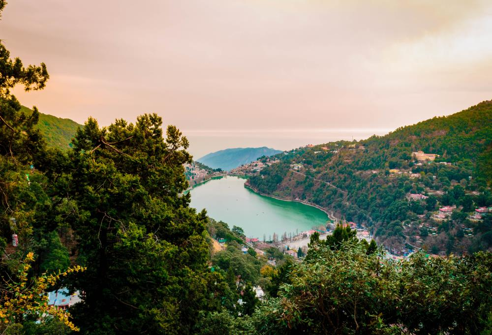 honeymoon package to nainital