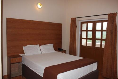 Spacious rooms at Maizons Lakeview Resort, Goa