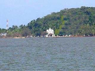 San Jacinto Island of Goa