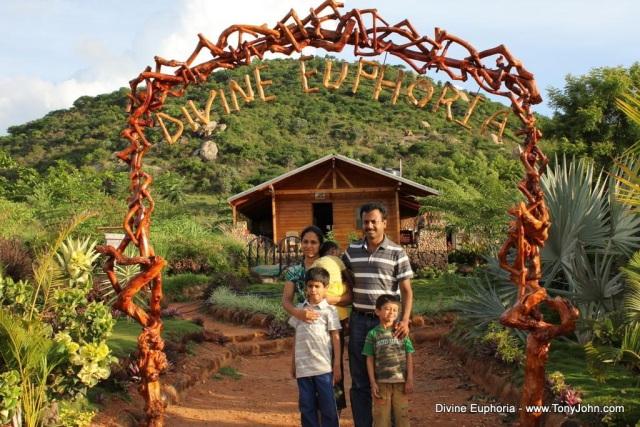 Divine Euphoria Farmhouse And Farmland Near Bangalore