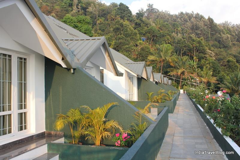 Munnar Tea Country Resort - Family rooms in the First floor