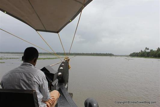 House Boat Cruise in Kumarakom