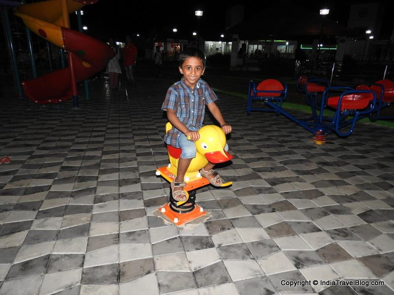 Play in Thanneerchal Park