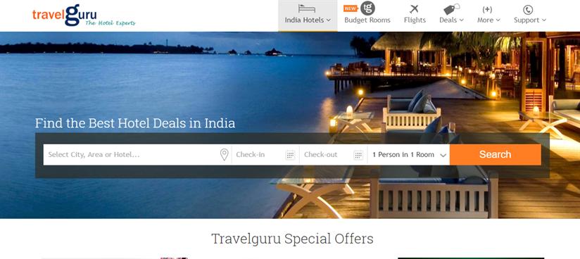 Top 10 Online Travel Websites in India