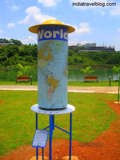World Time - Science Park, Ernakulam, Kerala