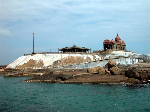 Pictures of the kanyakumari town
