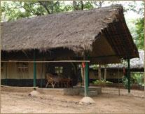 Tented Cottage at Galibore fishing camp near Bengaluru