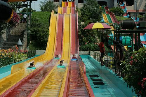 Water rides in Amusement Parks in Bengaluru