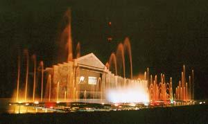 Light and Sound show in Amusement Park in Bengaluru