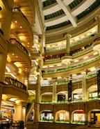 UB City Mall Bengaluru Interiors