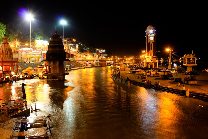 Haridwar,Best Tourist Places in Uttarakhand