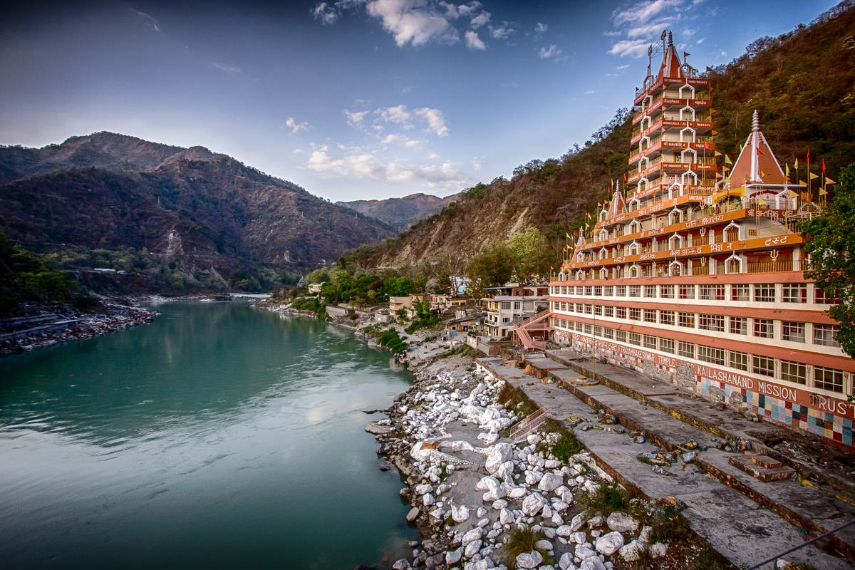 Rishikesh, Best Tourist Places in Uttarakhand