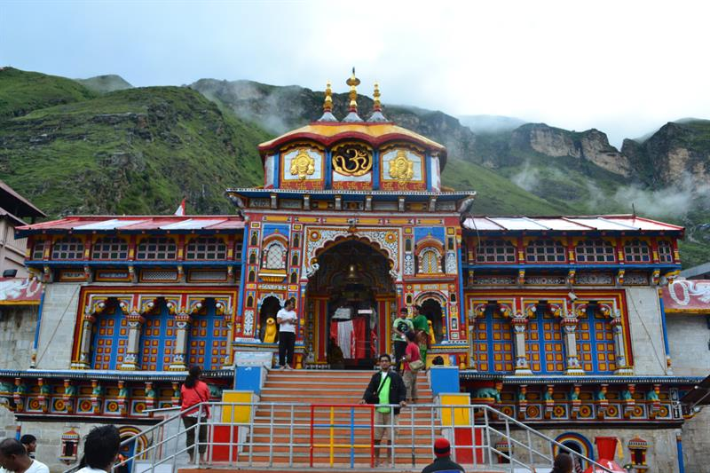 Badrinath,Best Tourist Places in Uttarakhand