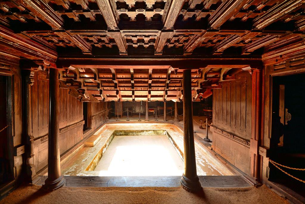 Wooden Culture Of Kerala Reflected In The Ancient