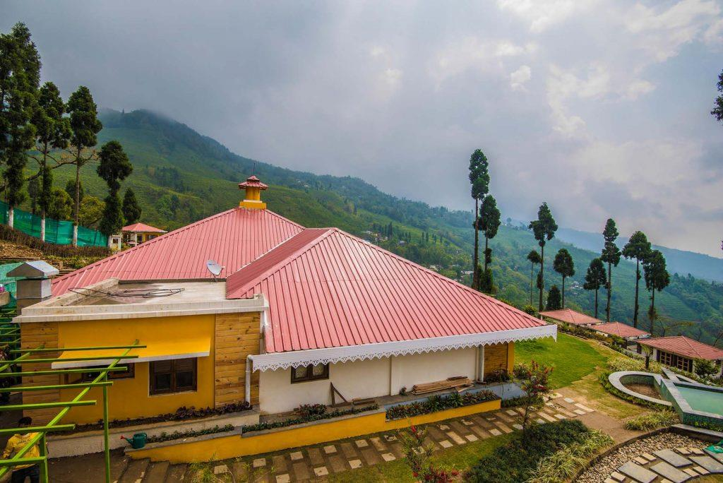 darjeeling luxury resorts