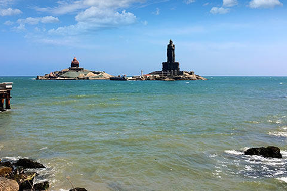 Kanyakumari in monsoon