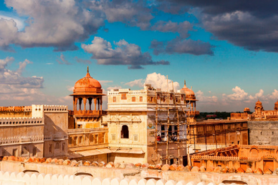 Bikaner in monsoon