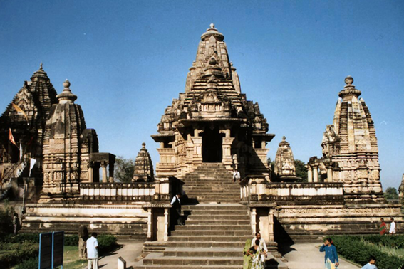 Khajuraho monsoon destination