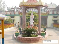 Chinese temple Kushinagar