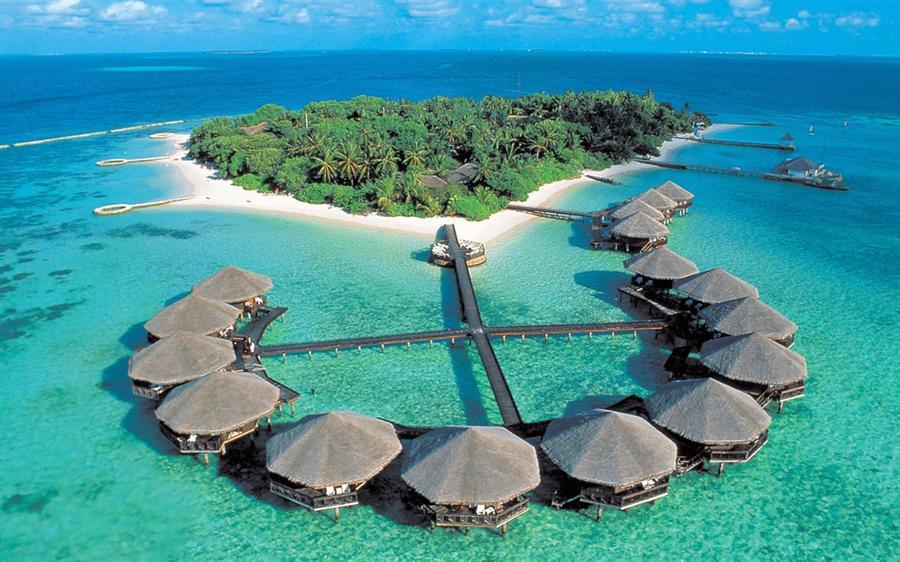 South West Part Of India It Is A Chain Islands And The Nation Known For These Beautiful Atolls Beaches Are Covered By Coconut Trees Tropical