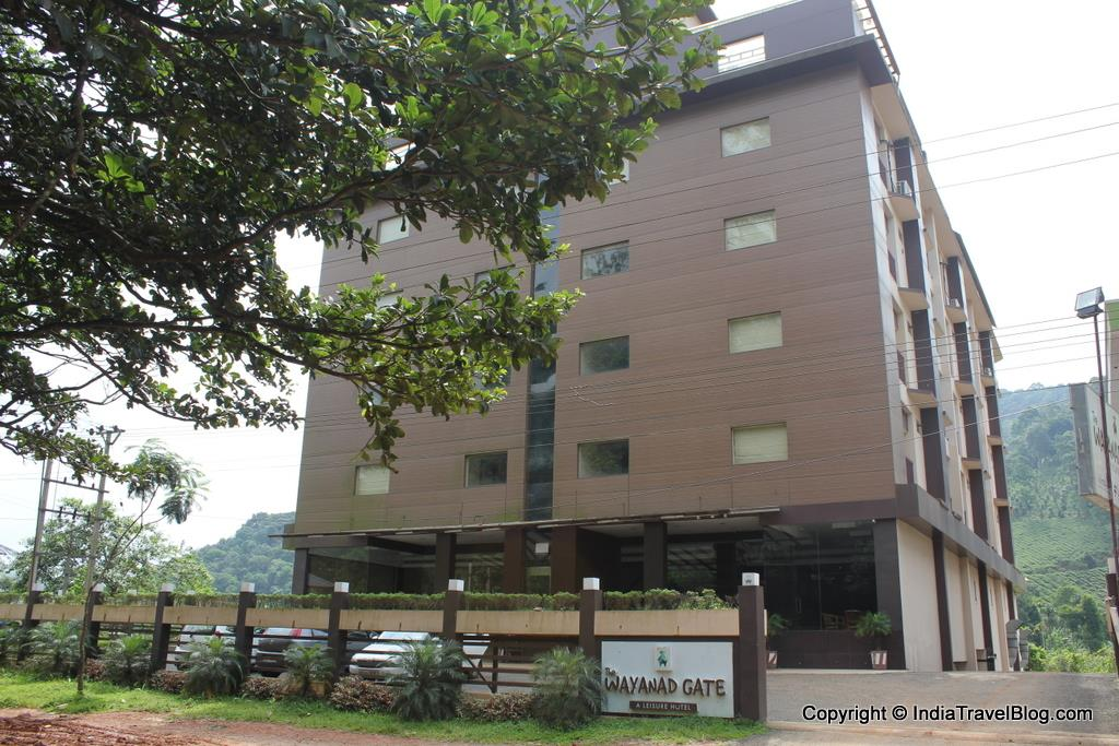 Pepper Wayanad Gate Hotel Building