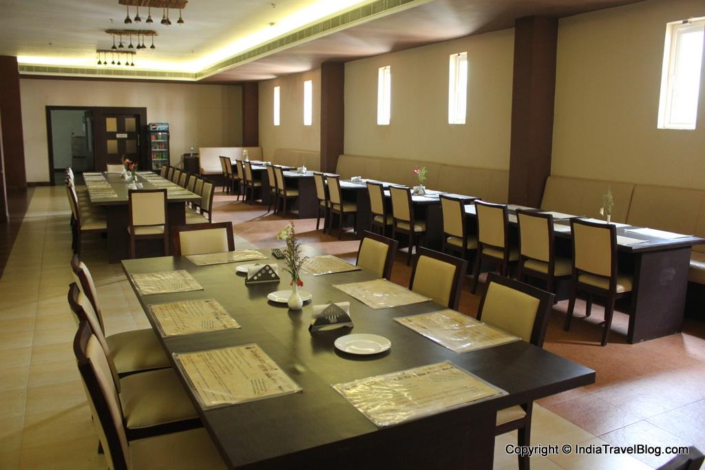 Restaurant at Pepper Wayanad Gate Hotel