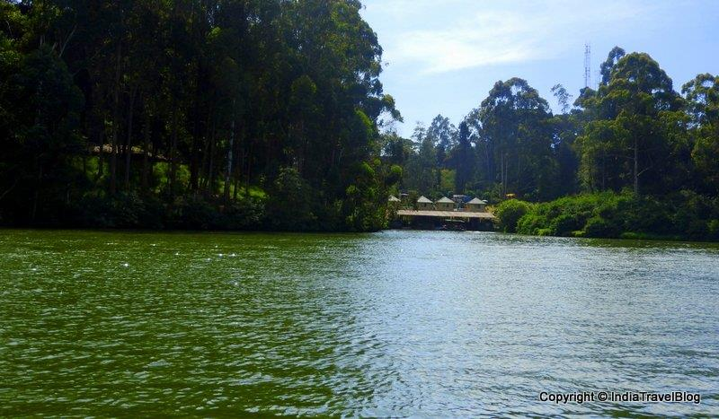Boating in Ooty