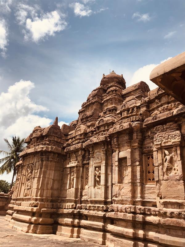 Pattadakal Architechture